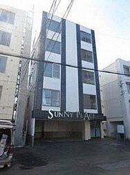 サニープレイス南郷7[4階]の外観