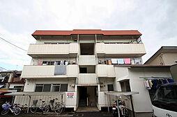 広島県広島市中区吉島東1丁目の賃貸マンションの外観