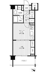 T・O BLDG.1st.[4階]の間取り