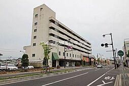 岡山県岡山市東区西大寺上3丁目の賃貸マンションの外観