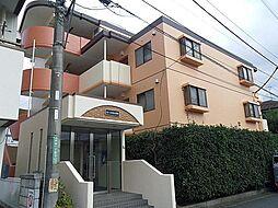 神奈川県大和市渋谷1丁目の賃貸マンションの外観