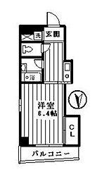 コンフォール練馬[7階]の間取り