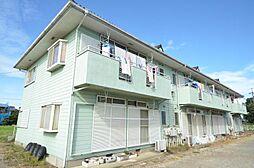 コーポKIKU A棟[1階]の外観