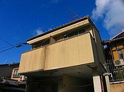 橋政荘[101号室]の外観