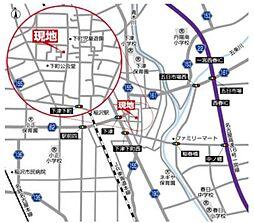 JR東海道本線稲沢駅まで徒歩13分で通勤通学も便利。