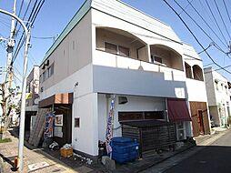 橋本コーポ[2階]の外観