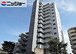 ハーモニーセブン[9階]の外観