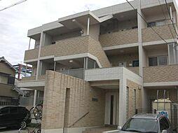 愛知県名古屋市天白区元八事3の賃貸マンションの外観