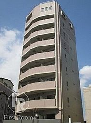 東京都大田区蒲田3丁目の賃貸マンションの外観