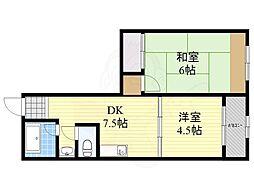 長居駅 5.0万円