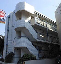 東京都杉並区宮前4丁目の賃貸マンションの外観