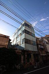 東京都豊島区北大塚3丁目の賃貸マンションの外観