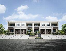 仮)佐野新築アパート[1階]の外観