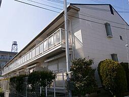 グランディール江坂A・B棟 B棟[B101号室]の外観