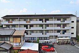 ローズマンション'88[3階]の外観