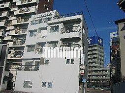 愛知県名古屋市東区葵2丁目の賃貸マンションの外観