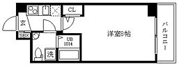 SEST新大阪[2階]の間取り
