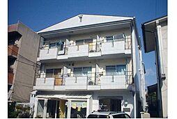 京都府京都市西京区嵐山朝月町の賃貸マンションの外観