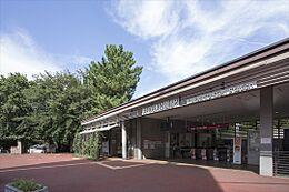 京王井の頭線「井の頭公園」駅徒歩約1060m、徒歩約14分です。