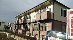 愛知県海部郡大治町大字北間島字藤田の賃貸アパートの外観
