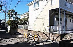 神奈川県鎌倉市大町1丁目の賃貸アパートの外観
