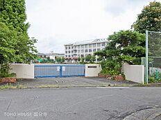 八王子市立横川小学校 距離1030m