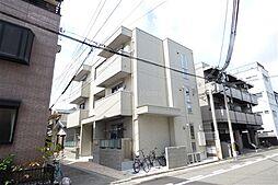兵庫県神戸市長田区御船通3丁目の賃貸アパートの外観