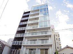 ジリオ大阪城南[202号室]の外観