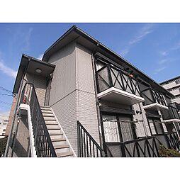 奈良県奈良市大宮町の賃貸アパートの外観