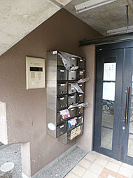オートロック・メールボックス