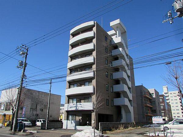 ナッツSPIRIT3 2階の賃貸【北海道 / 旭川市】