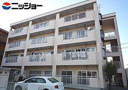 ソレイユ成田[3階]の外観