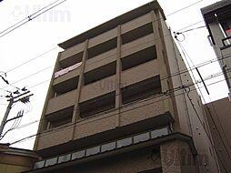 京都府京都市東山区梅本町の賃貸マンションの外観