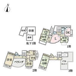 岡崎駅 7,350万円
