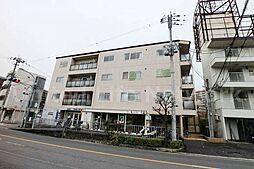 大阪府吹田市山田東4丁目の賃貸マンションの外観