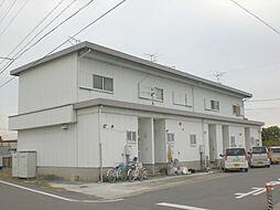 [テラスハウス] 三重県桑名市長島町十日外面 の賃貸【三重県 / 桑名市】の外観
