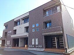 静岡県浜松市中区泉4丁目の賃貸アパートの外観