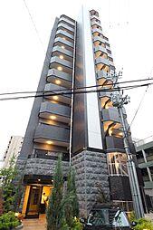 プレサンス大阪福島レシェンテ[12階]の外観