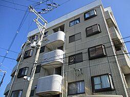 大阪府四條畷市中野2丁目の賃貸マンションの外観
