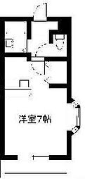 COMFORT熊野[1階]の間取り