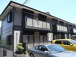 千葉県柏市光ヶ丘3丁目の賃貸アパートの外観