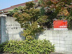 兵庫県姫路市北平野2丁目の賃貸マンションの外観