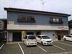 福岡県遠賀郡岡垣町東松原1丁目の賃貸アパートの外観