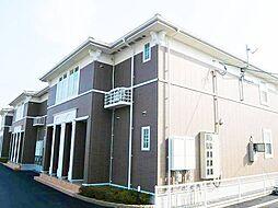 山口県山口市阿知須の賃貸アパートの外観