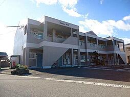 レジデンス大島[2階]の外観