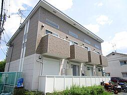 エスポアールA棟[2階]の外観