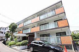 大阪府吹田市新芦屋上の賃貸マンションの外観