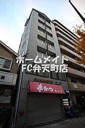 ポートビル坂本[4階]の外観