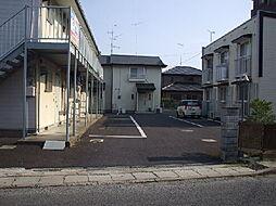 北川ハイツ B棟[102号室]の外観