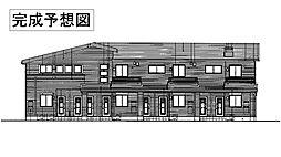 ヴィラ四ノ宮[201号室号室]の外観
